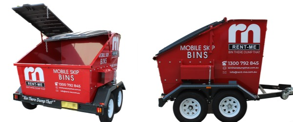 Multiple Mobile Skip Bins
