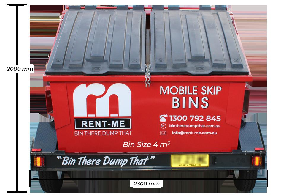 Mobile Skip Bin Sizes