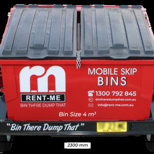 Mobile Skip Bin